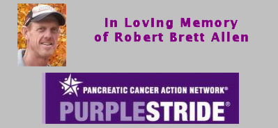 In Loving Memory of Robert Brett Allen